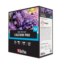 RED SEA Test Calcium Pro Reef Test Kit