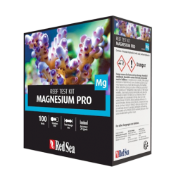 RED SEA Test Magnesium Pro Reef Test Kit