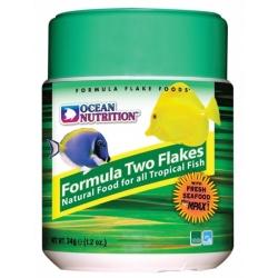 OCEAN NUTRITION Formula Two Flakes, 34g en vente sur aqua store