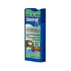 JBL Denitrol 250ml, Dénitrification biologique de l'aquarium