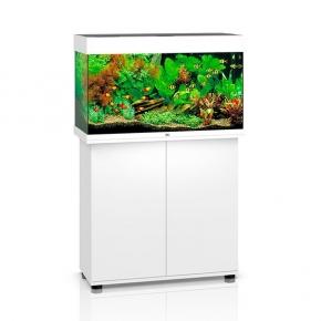 Aquarium Juwel Rio 125 LED + Meuble - Blanc