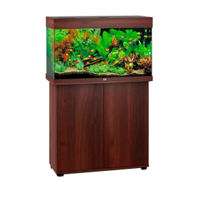 Aquarium Juwel Rio 125 LED + Meuble - Brun