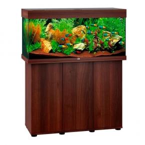 Aquarium Juwel Rio 180 LED + Meuble - Brun