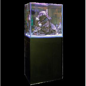 Aquarium Blau Gran Cubic 238 litres + Meuble - Noir