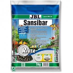 JBL Sansibar River - 5 kg - Substrat de sol pour aquarium et terrarium
