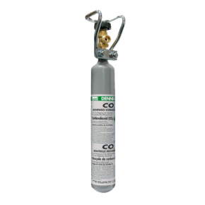 DENNERLE Bouteille CO2 Rechargeable - 500 g