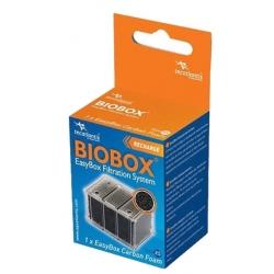 Cartouche Charbon Actif aquarium EasyBox Aquatlantis, taille XS