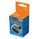 EasyBox Mousse Charbon aquarium, XS Aquacubic, recharge pour filtre Biobox Aquatlantis