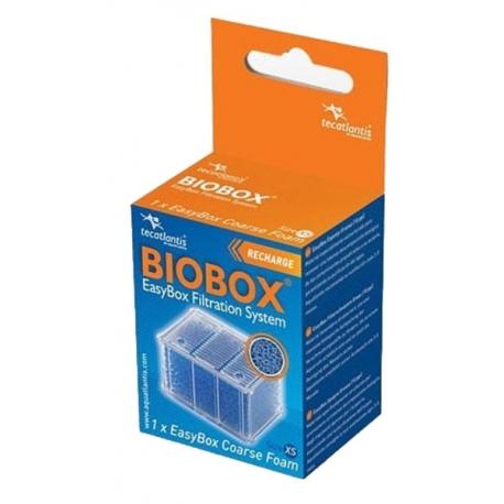 EasyBox Grosse mousse XS Aquacubic, recharge Aquatlantis