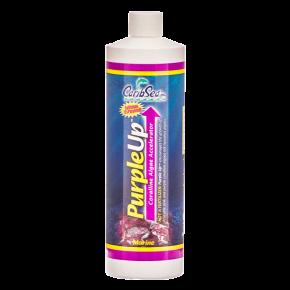CARIBSEA PurpleUp - Accélérateur de croissance des algues corallines - 237 ml