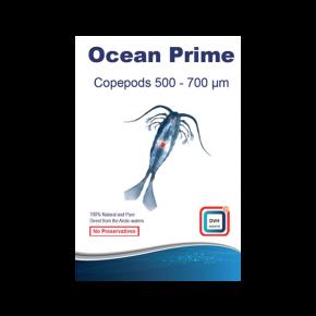 OCEAN PRIME Copepods 500 -700 µm - Nourriture pour poissons