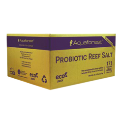 AQUAFOREST Probiotic Reef Salt Box 25kg