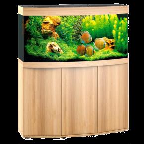 Aquarium Juwel Vision 260 LED + Meuble - Chêne clair