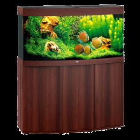 Aquarium Juwel Vision 260 LED + Meuble - Brun