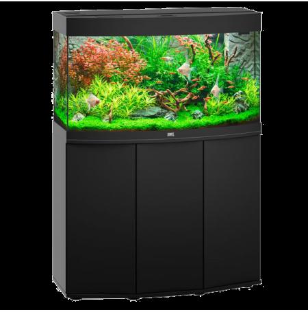 Aquarium Juwel Vision 180 LED + Meuble - Noir