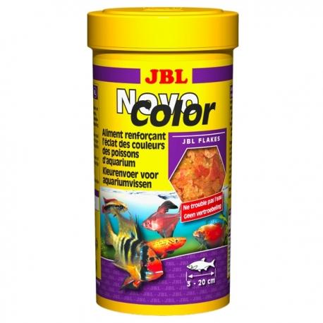 JBL Novo Color Nourriture poissons colorés 100 ml (18 g)