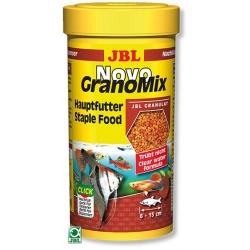 JBL NovoGranomix Nourriture mixte en granulés 250 ml