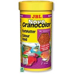 JBL NovoGranoColor Granulés pour poissons d'ornement 250 ml