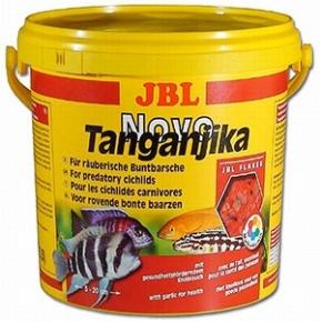 JBL NovoTanganjika Nourriture cichlidés prédateurs 5,5L