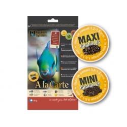 AQUARIUM SYSTEMS Herbivore Diet Maxi Granulés A la carte 30 g