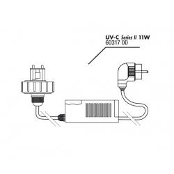 JBL Couvercle avec transformateur pour UV-C 11W
