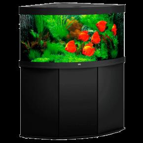 Aquarium Juwel Trigon 350 LED + Meuble - Noir