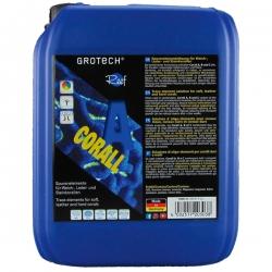 GROTECH Corall A 5L Solution d oligo-éléments pour coraux mous, cuirs et durs