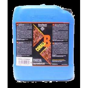 GROTECH Corall B 5L Solution d oligo-éléments pour coraux mous, cuirs et durs