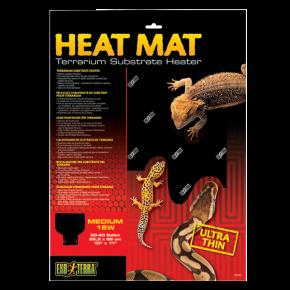 EXO TERRA Heat Mat - Plaque chauffante terrarium - 16 Watts