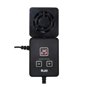 BLAU Nano Ventilator Plus - Ventilateur pour Aquarium - Noir