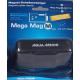 AQUA MEDIC Mega Mag M Aimant aquarium vitre 12 mm maximum