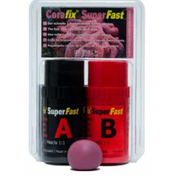 GROTECH CoraFix SuperFast violet 240g, colle rapide pour coraux