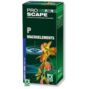 JBL ProScape P Macroelements 250ml Fertilisant pour plantes d'aquarium
