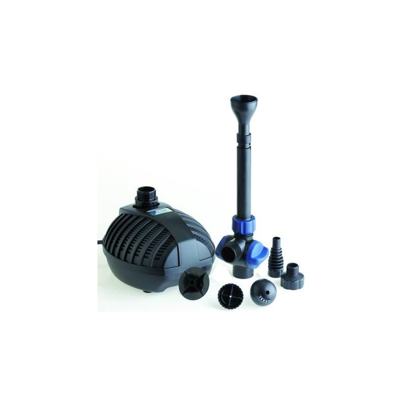 pompe pour jet d 39 eau bassin oase aquarius fountain set. Black Bedroom Furniture Sets. Home Design Ideas