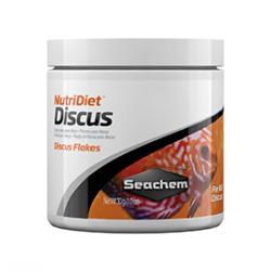 SEACHEM NutriDiet Discus Flakes 30g Nourriture discus Flocons