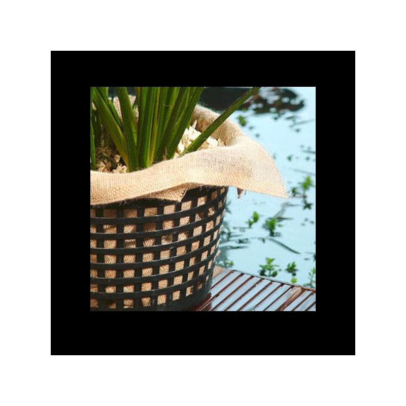 Ubbink lot de 3 toiles de plantation pour bassin 60 x 60 cm for Toile etanche pour bassin
