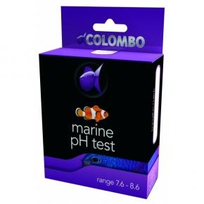 COLOMBO Test PH 7,6 - 8,6
