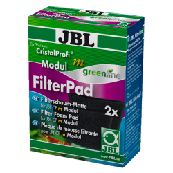 JBL CristalProfi m Modul - FilterPad - Lot de 2
