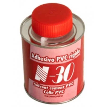 Colle n 30 pour pvc 250ml for Colle pour fenetre pvc