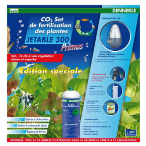 DENNERLE Primus 300 Edition Speciale - Kit CO2 pour aquarium