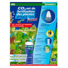 DENNERLE Primus 160 Edition Speciale - Kit CO2 pour aquarium