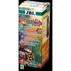 JBL TerraVit fluid 50ml Multivitamines liquides animaux de terrariums