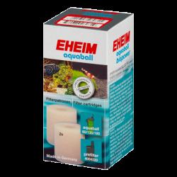 EHEIM Coussin de mousse - Pour Filtre Aquaball 60 à 180 et Biopower 160 à 240 (x2)