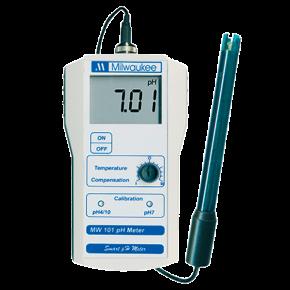 MILWAUKEE MW101 pH Meter, pHmètre portable