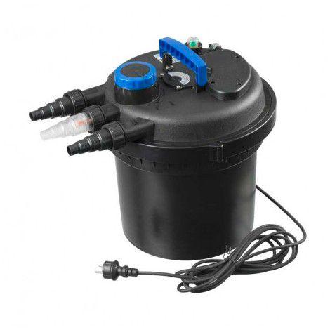 Filtre pour bassin ubbink biopressure ii 3000 plusset for Pompe bassin filtre
