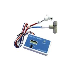 RUWAL TDSmètre double pour osmoseur d'aquarium