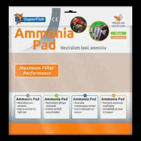 SUPERFISH Ammonia Pad - Mousse pour Filtre - 45 x 25 cm