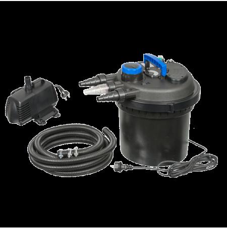 Filtre pour bassin ubbink biopressure ii 6000 plusset for Filtre pour bassin de jardin