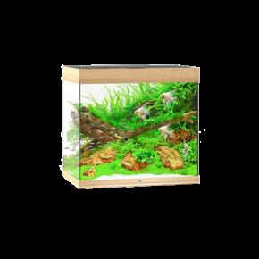 DESTOCKAGE - Aquarium Juwel Lido 120 LED - Chêne Clair