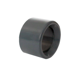 Réduction Ø 25/12 mm en PVC pour aquarium